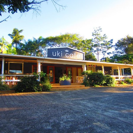 Uki Cafe - Bundaberg Accommodation