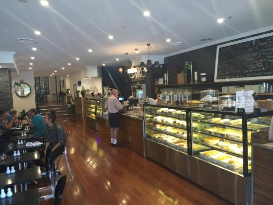 The Park Cafe - Bundaberg Accommodation