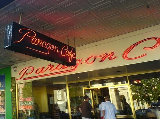 Paragon Cafe - Bundaberg Accommodation