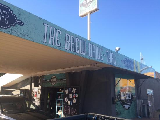 The Brew Drive Thru - Bundaberg Accommodation