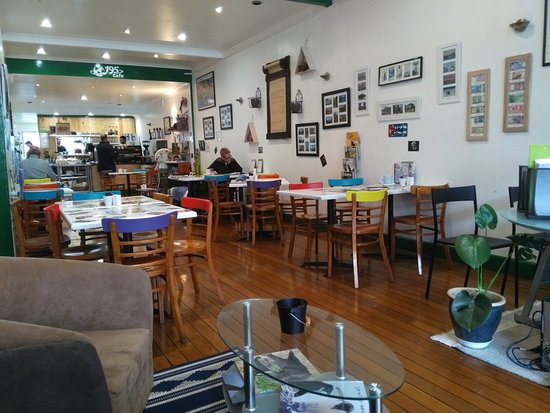 Cafe  - Bundaberg Accommodation