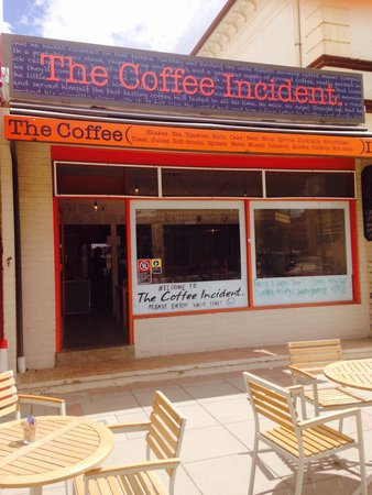 The Coffee Incident - Bundaberg Accommodation