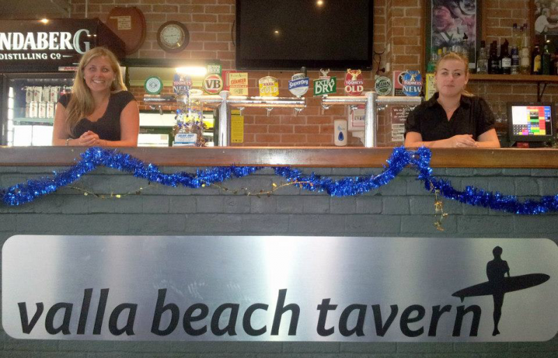 Valla Beach Tavern - Bundaberg Accommodation