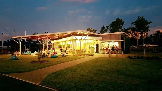 The Foreshore Restaurant  Cafe - Bundaberg Accommodation