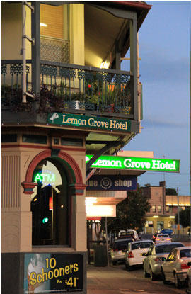 Lemon Grove Hotel - Bundaberg Accommodation