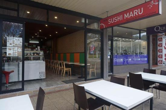 New Sushi Maru - Bundaberg Accommodation
