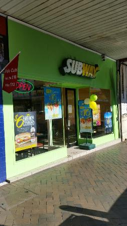 Subway - Bundaberg Accommodation
