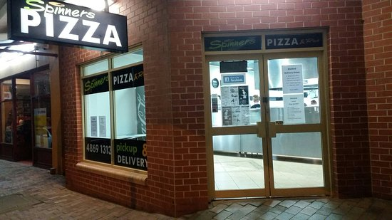 Spinners Pizza - Bundaberg Accommodation