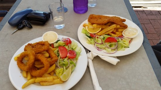 Allan's Seafood  Asian Restaurant - Bundaberg Accommodation
