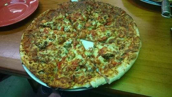 Pizza in the Pan - Bundaberg Accommodation