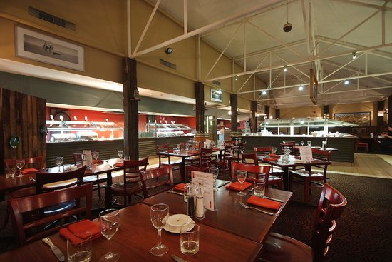 Bough House Restaurant - Bundaberg Accommodation