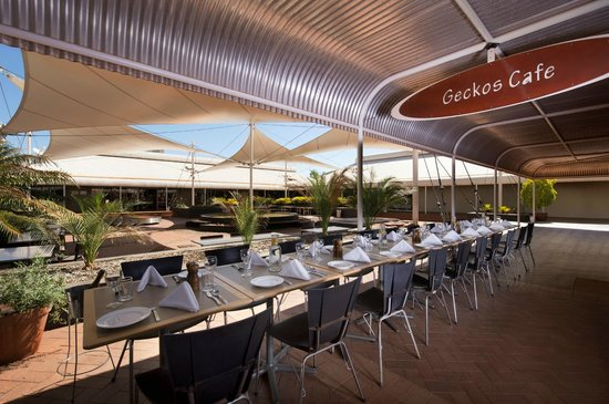 Gecko's Cafe - Bundaberg Accommodation