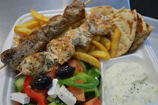 The Souvlaki Grill  Chill - Bundaberg Accommodation