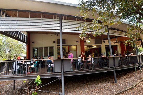 Wangi Falls Cafe - Bundaberg Accommodation