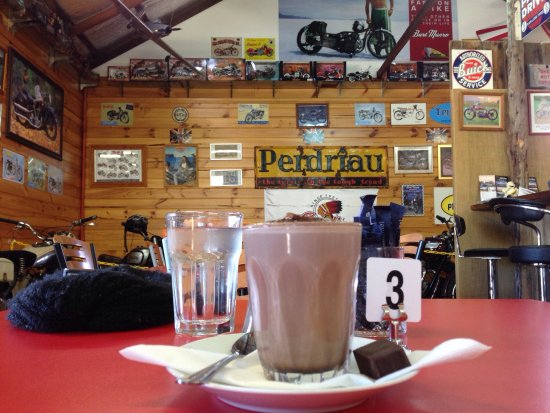 Burt Munro Motorcycle Cafe - Bundaberg Accommodation
