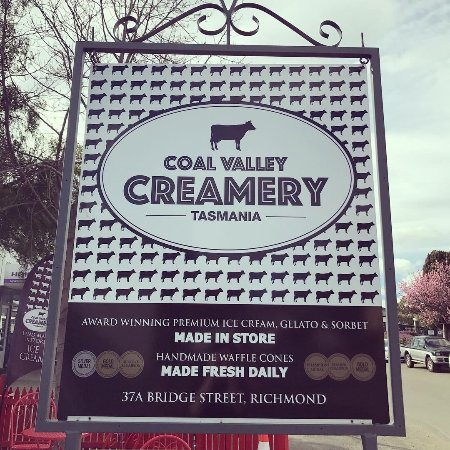 Coal Valley Creamery - Bundaberg Accommodation