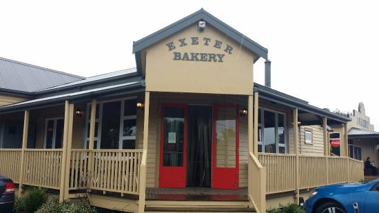 Exeter Bakery - Bundaberg Accommodation