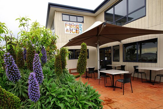 Fire  Ice Cafe - Bundaberg Accommodation