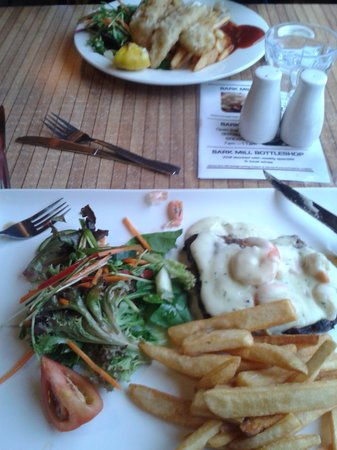 The Bark Mill Tavern  Bakery - Bundaberg Accommodation