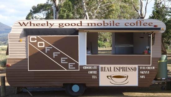 Wheel Good Mobile Coffee - Bundaberg Accommodation