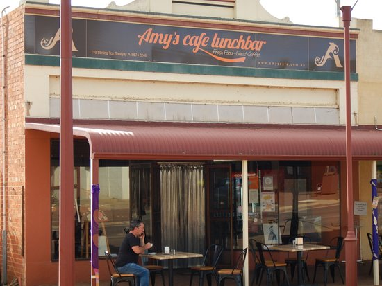 Amy's Cafe Lunchbar - Bundaberg Accommodation