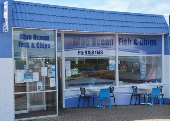 Blue Oceans Fish  Chips Augusta - Bundaberg Accommodation
