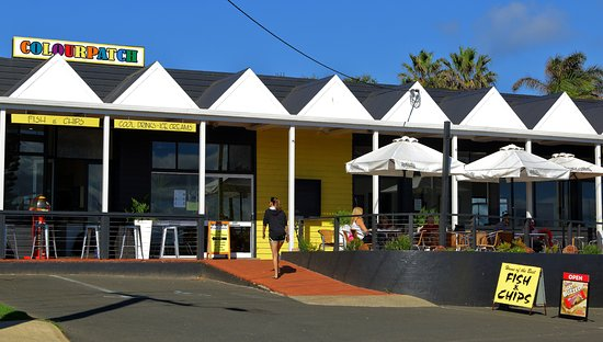 Colourpatch Fish  Chips and Cafe - Bundaberg Accommodation