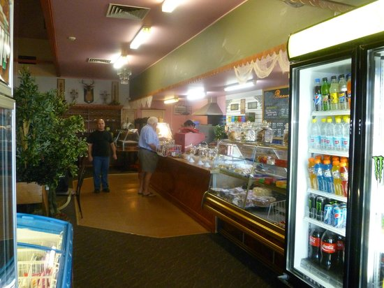 Creepy Hollow Cafe Restaurant - Bundaberg Accommodation