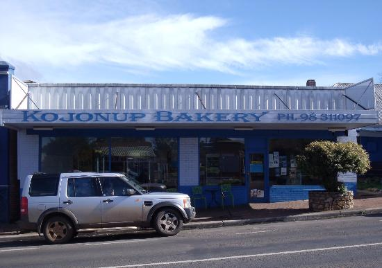 Kojonup Bakery - Bundaberg Accommodation