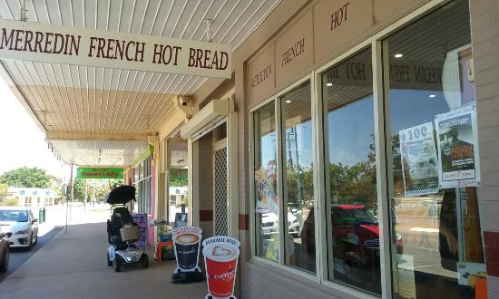 Merredin French Hot Bread Shop - Bundaberg Accommodation
