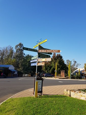 Nannup bakery - Bundaberg Accommodation