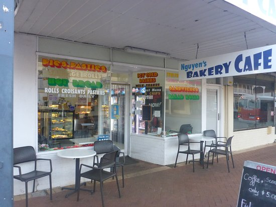 Nguyen Bakery Cafe - Bundaberg Accommodation