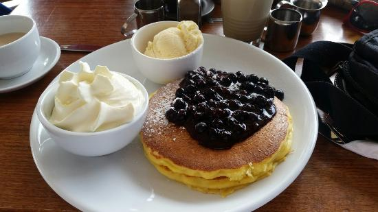 Pancakes at the Port - Bundaberg Accommodation