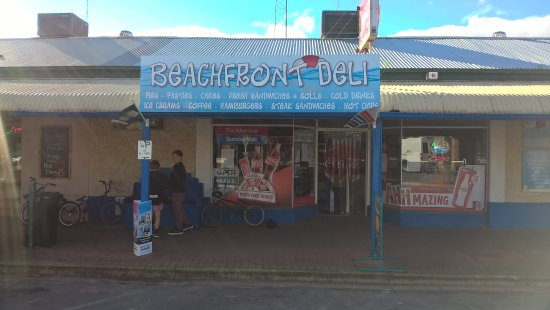 Beachfront Deli - Bundaberg Accommodation