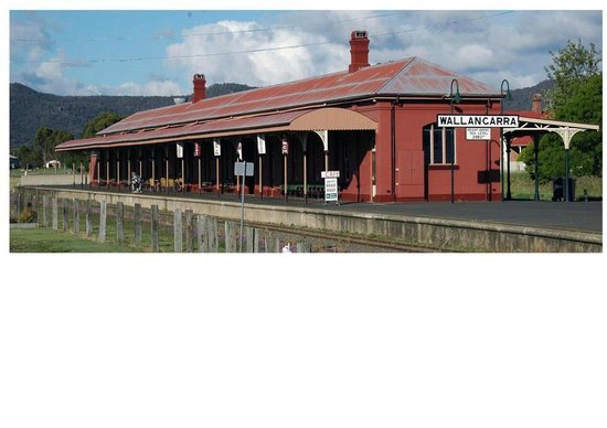 Wallangarra Railway Cafe - Bundaberg Accommodation