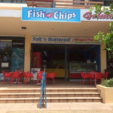 Salt N Battered On Alex Pty Ltd - Bundaberg Accommodation