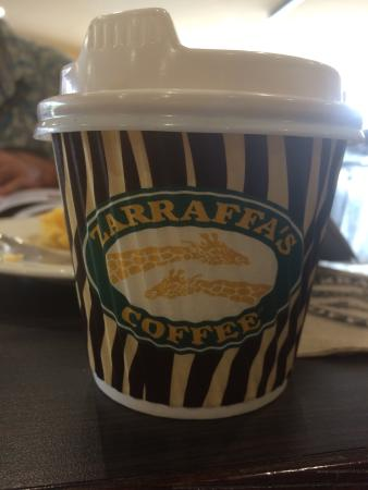 Zarraffas Coffee - Bundaberg Accommodation