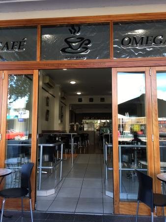 Cafe Omega - Bundaberg Accommodation