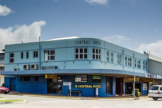Central Hotel Bowen - Bundaberg Accommodation