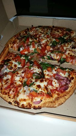 Domino's Pizza - Bundaberg Accommodation