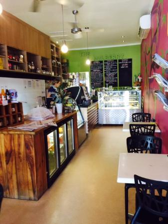 Mulberry Cafe - Bundaberg Accommodation