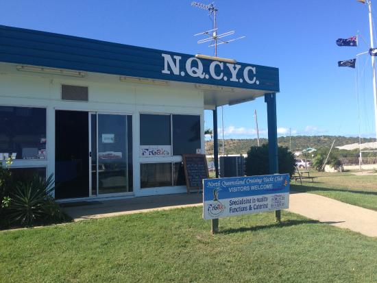 North Queensland Cruising Yacht Club - Bundaberg Accommodation