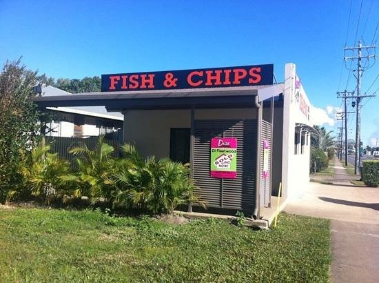 Brauers seafood cafe - Bundaberg Accommodation