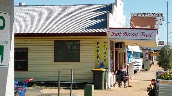 Hot Bread Fred - Bundaberg Accommodation