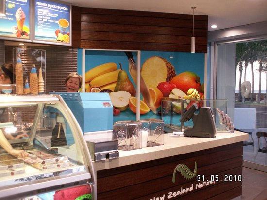 New Zealand Ice Creamery - Bundaberg Accommodation