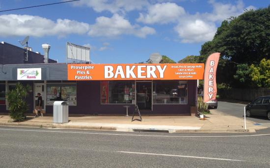 Proserpine Pies and Pastries - Bundaberg Accommodation