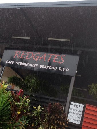 Redgates Steakhouse - Bundaberg Accommodation