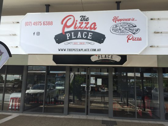 The Pizza Place - Bundaberg Accommodation