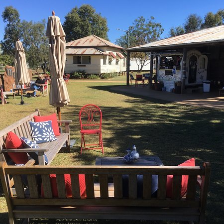 Rolleston Coffee Cart - Bundaberg Accommodation