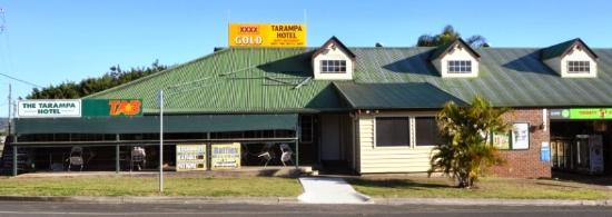 Tarampa Hotel - Bundaberg Accommodation